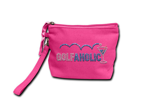 Titania Golf: Women's Make-up Purse - Golfaholic