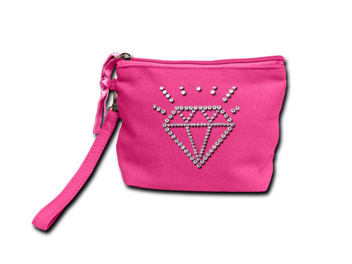 Titania Golf: Women's Make-up Purse - Diamond