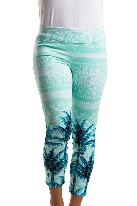 SanSoleil: Ladies UPF 50 SolStyle ICE Ankle Length Pant - 900210I
