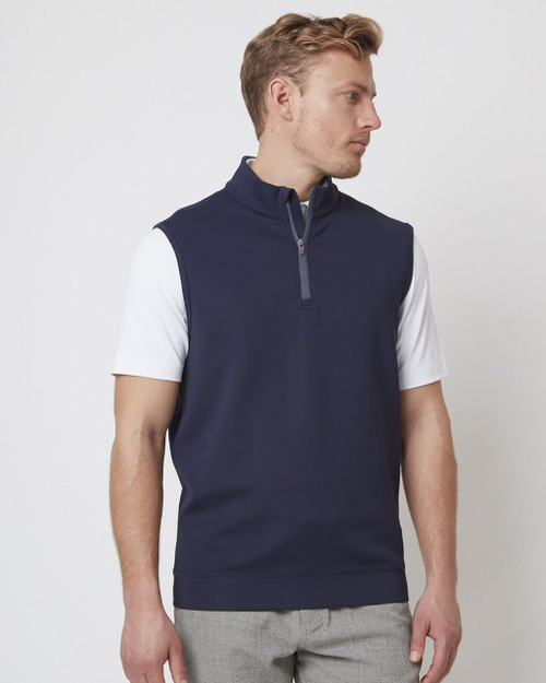 Chase 54: Men's 1/4 Zip Vest - Esacpe