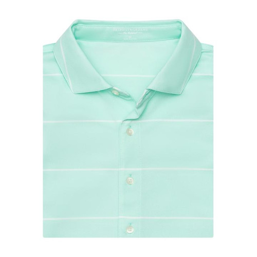 Fairway & Greene: Men's Mid Ocean Stripe Pique