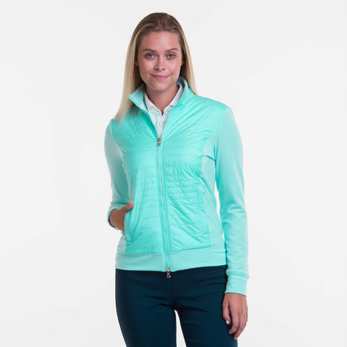Fairway & Greene: Women's Augusta Full Zip