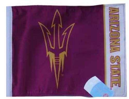 SSP Flags: University 11x15 inch Flag Variety - Arizona State University  (Name on Side)