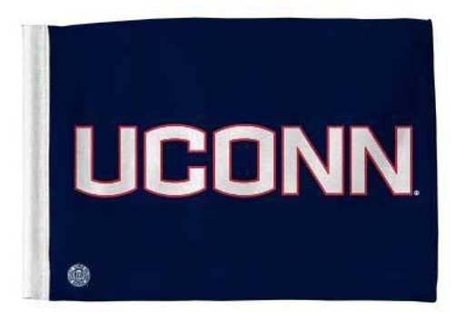 SSP Flags: University 11x15 inch Flag Variety - University of Connecticut UCONN Huskies