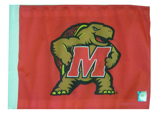 SSP Flags: University 11x15 inch Flag Variety - University of Maryland Terrapins