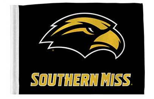 SSP Flags: University 11x15 inch Flag Variety - Southern Miss