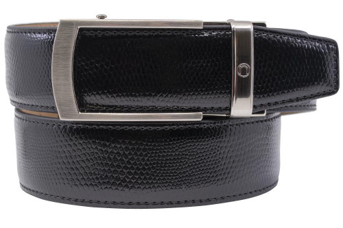 Nexbelt: Men's Camden Series Golf Belt - Black V3
