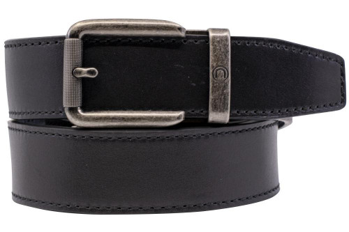 Nexbelt: Men's Vintage Golf Belt - Coal