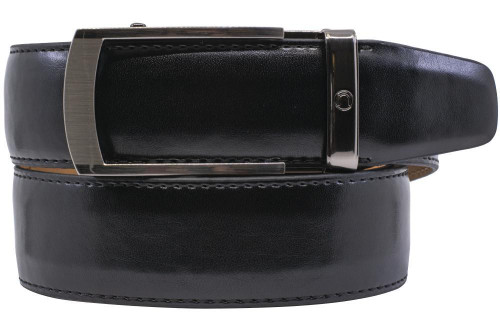 Nexbelt: Men's Vetica Black - Black