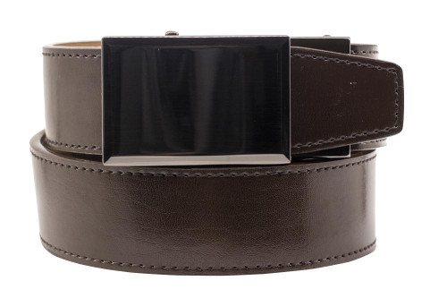 Nexbelt: Men's Go-In Shield V.3 Belt - Espresso