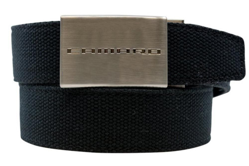 Nexbelt: Specialty - GM Camaro Dress Belt - Nickel