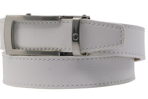 Nexbelt: Women's Madrid Belt - White