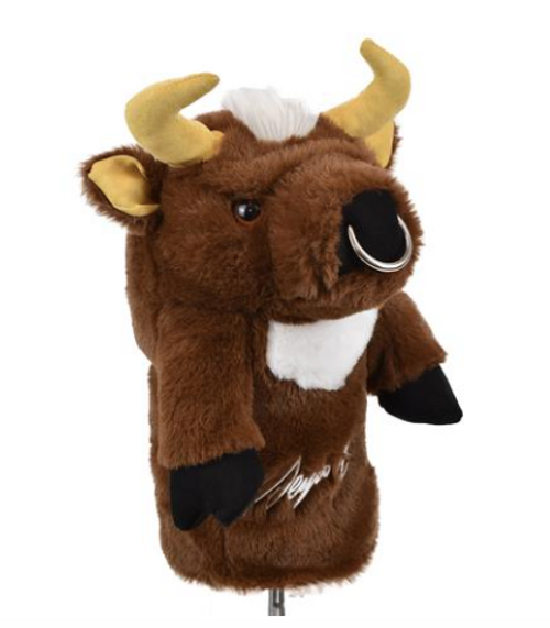 Creative Covers: Sergio Garcia Special Edition Bull Headcover