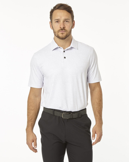 Chase 54: Men's Short Sleeve Polo - Terrain