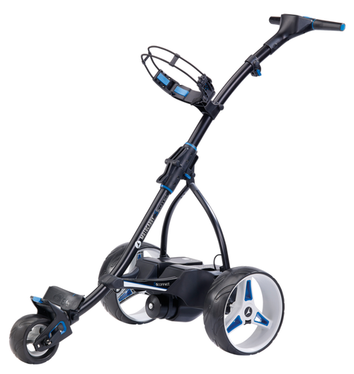 Motocaddy: Electric Trolley - S5 Connect Lithium