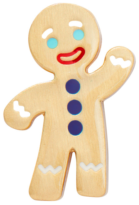 ReadyGolf: Golf Ball Marker - Gingerbread Man