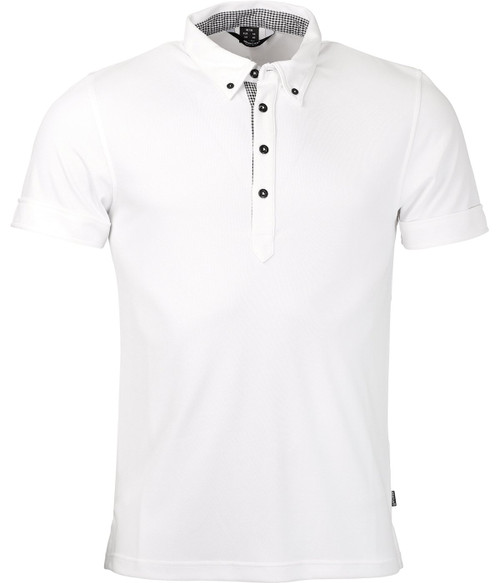 Abacus Sports Wear: Men's High-Performance Golf Polo - Oliver
