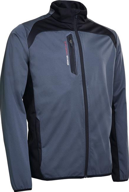 Abacus Sports Wear: Men's High-Performance Softshell Jacket - Arden