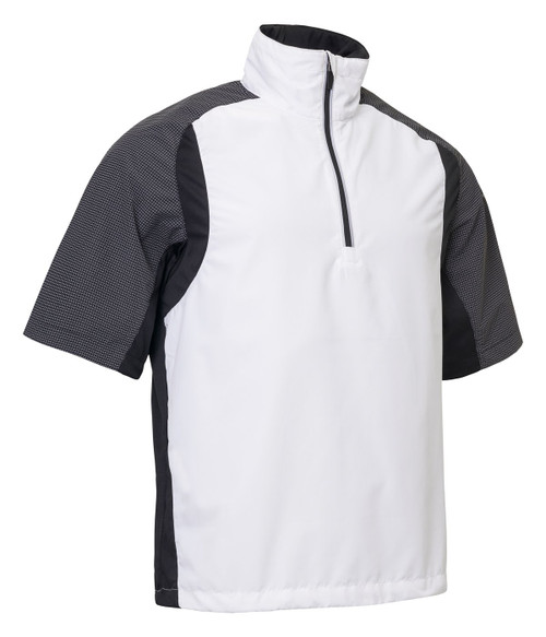 Abacus Sports Wear: Men's High-Performance Stretch Windshirt - Formby
