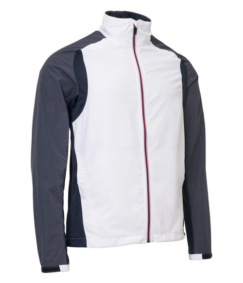 Abacus Sports Wear: Men's High-Performance Wind Jacket - Formby