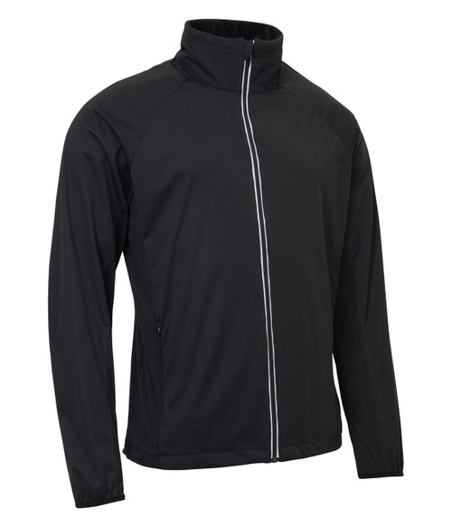 Abacus Sports Wear: Men's High-Performance Stretch Wind Jacket - Portrush