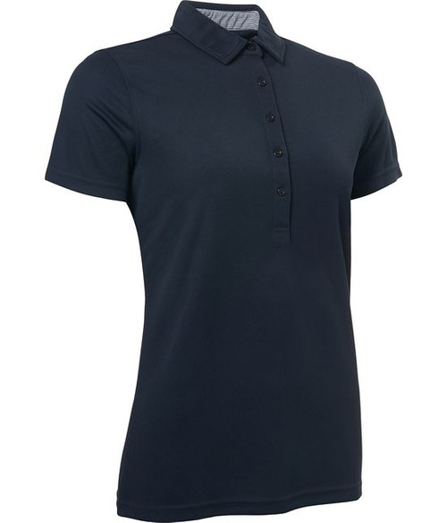 Abacus Sports Wear: Women's High-Performance Golf Polo - Olivia