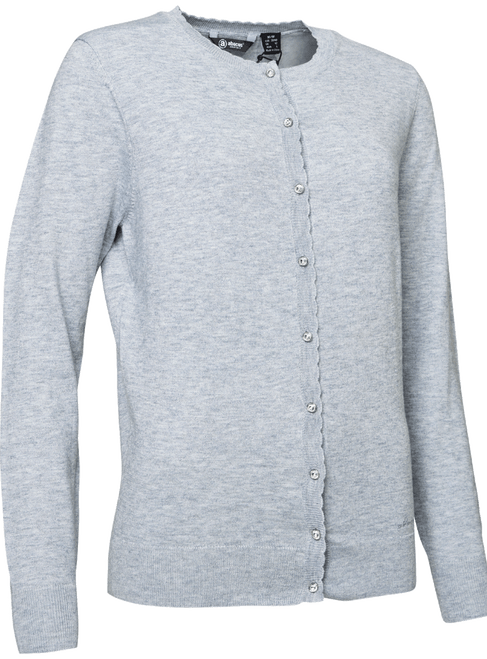 Abacus Sports Wear: Women's High-Performance Golf Cardigan - Ellerston