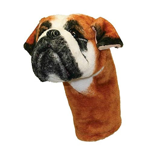 Noah's Animal Kingdom: Golf Club Headcovers - Bulldog