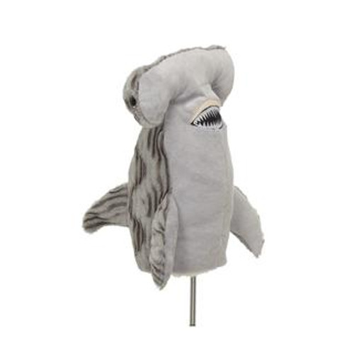 Creative Covers: Cutter the Hammerhead Shark Headcover