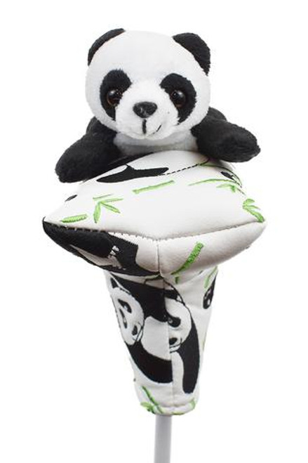 Creative Covers: Putter Pal Panda Putter Cover