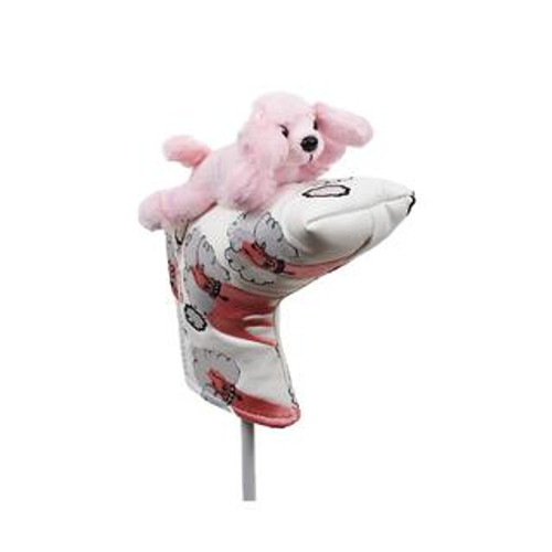 Creative Covers: Putter Pal Poodle Blade Putter Cover