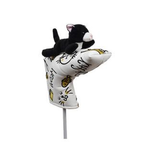 Creative Covers: Putter Pal Kitten Blade Putter Cover