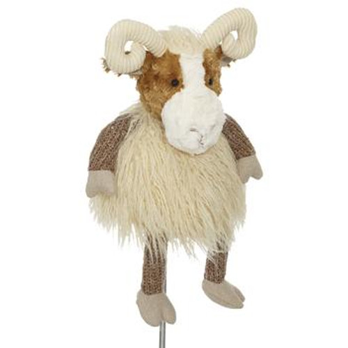 """Creative Covers: """"Billie"""" Goat Headcover"""
