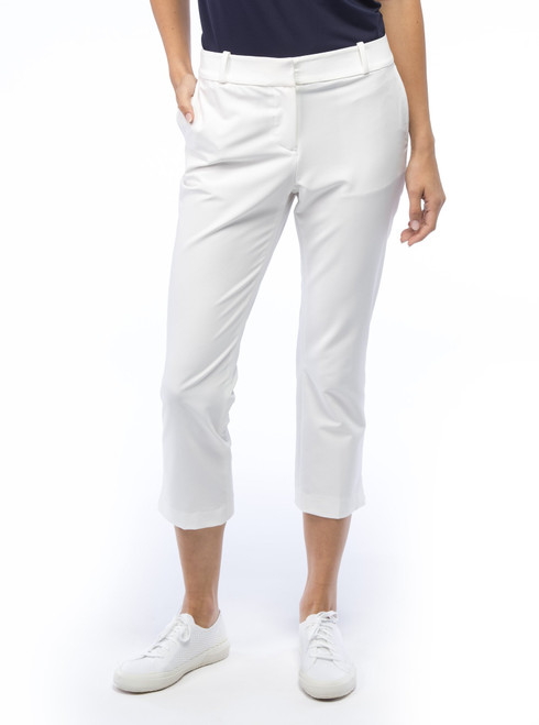 Fairway & Greene: Women's Maggie Capri Pant