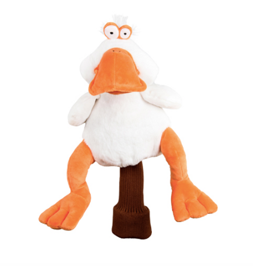 Daphne's HeadCovers: Duck Golf Club Cover