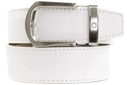 Nexbelt: Women's Frances Belt - White