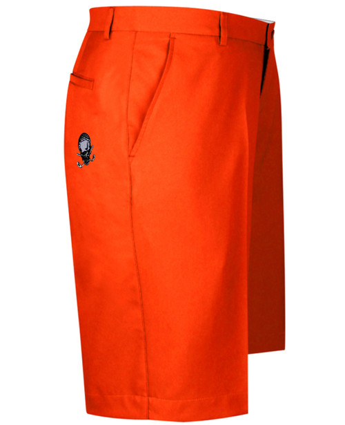 Tattoo Golf: Men's OB ProCool Performance Golf Shorts - Orange