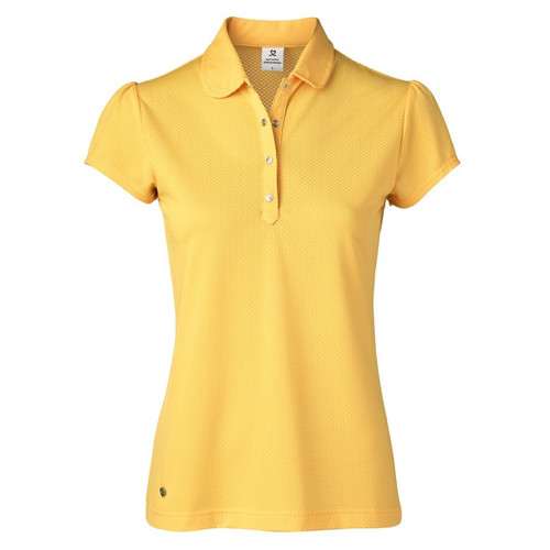Daily Sports: Women's Carina Polo - Sunset (Size: X-Small) SALE