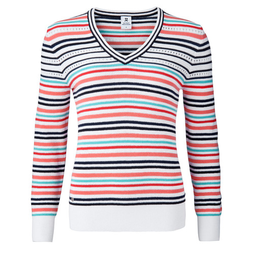Daily Sports: Women's Mathilde Pullover - White (Size: X-Small) SALE