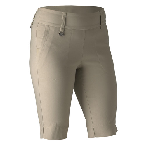 Daily Sports: Women's Magic Shorts - Almond (Size: 12) SALE