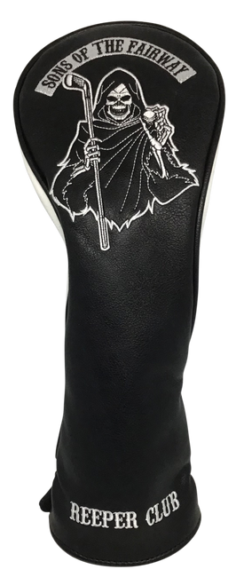 Sons of the Fairway Embroidered Headcover by ReadyGOLF - Fairway