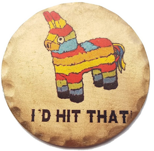 Sunfish: Copper Ball Marker - I'd Hit That! Piñata