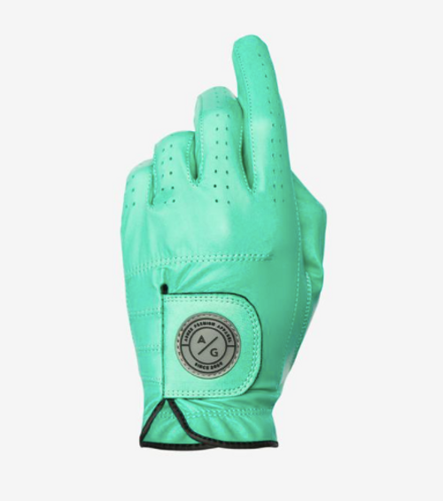 Asher Golf: Ladies Premium Golf Glove - Mojito