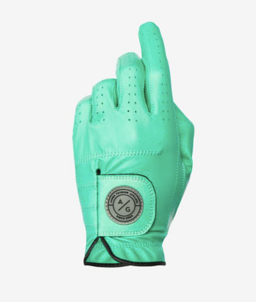 Asher Golf: Mens Premium Golf Glove - Mojito