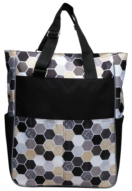 Glove It: Tennis/Sport Tote Bag - Hexy