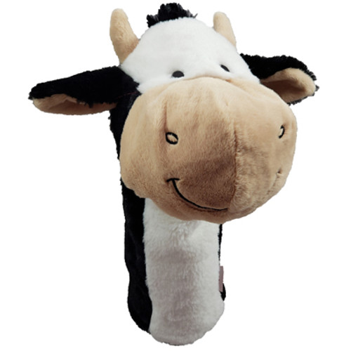 Daphne's HeadCovers: Happy Cow