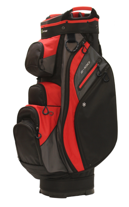 1 With Golf: Z-100 15-Way Cart Bag **Pre-Order, available beginning of April**