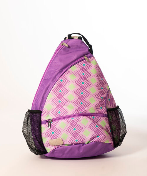 Sassy Caddy: Sling or Pickle Ball Bag - Concord
