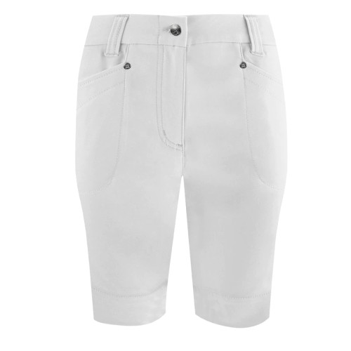 Daily Sports: Women's Lyric Shorts - Pearl Gray