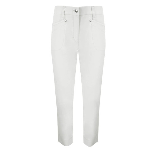 Daily Sports: Women's Lyric High Water Pants - Pearl Gray